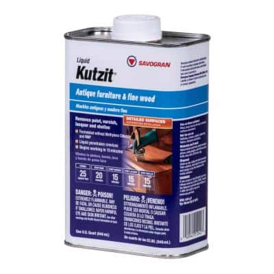 Kutzit Qt Liquid All Purpose Stripper without Methylene Chloride and NMP