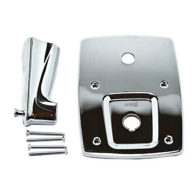 Monique 5.25 in. Spout Kit for Single-Handle Tub/Shower, Chrome