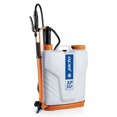 XP-312 3 Gal. Professional Grade Hand Pump Chemical Backpack Sprayer