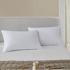 225 Thread Count Tencel Blend Medium Density Side Sleepers King Pillow (2-Pack)