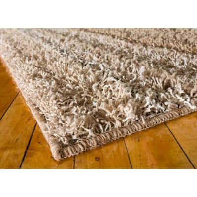 Upcycle Shag Earth 5 ft. x 7 ft. Area Rug