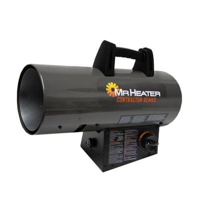 Contractor 60,000 BTU Portable Forced Air Propane Heater