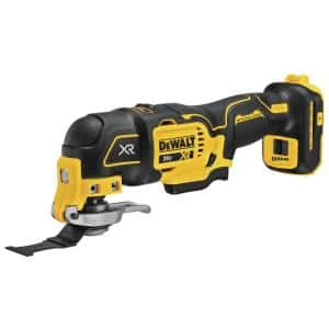 20-Volt MAX XR Cordless Brushless 3-Speed Oscillating Multi-Tool (Tool Only)