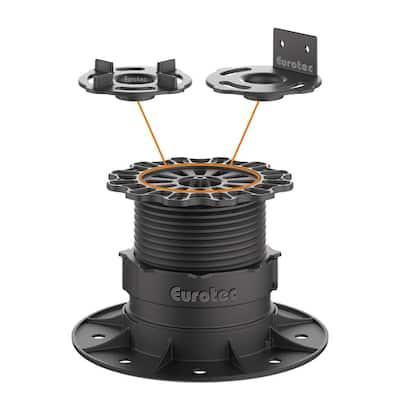 Deck Support Plastic Adjustable Pedestal PRO L (10-Pieces / Box)
