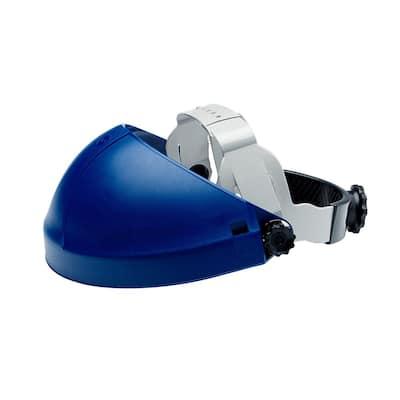H8A Blue Ratchet Headgear (Case of 10)