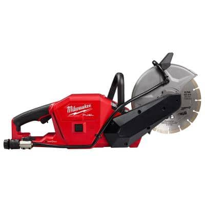 M18 FUEL ONE-KEY 18-Volt Lithium-Ion Brushless Cordless 9 in. Cut Off Saw (Tool-Only)