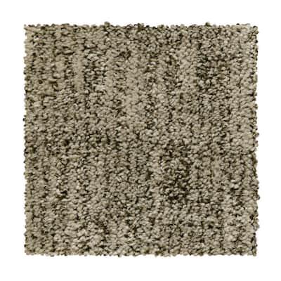 Corry Sound - Color River Stone Pattern Gray Carpet