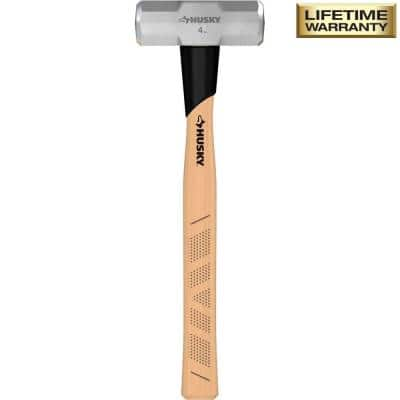 4 lb. Engineer Hammer with 16 in. Hickory Handle