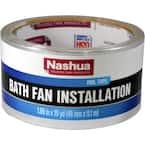 1.89 in. x 10 yds. Bath Fan Installation Tape