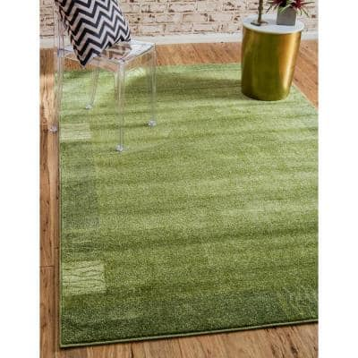 2 X 3 Green Area Rugs Rugs The Home Depot