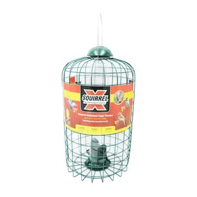 Squirrel Resistant Cage Feeder
