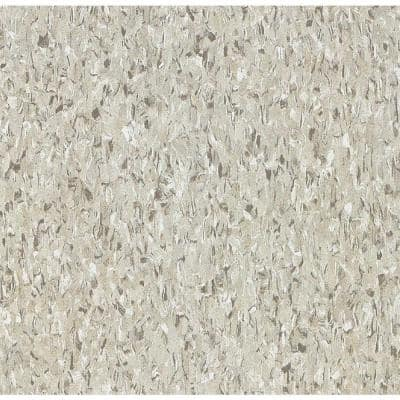 Imperial Texture VCT 12 in. x 12 in. Pewter Standard Excelon Commercial Vinyl Tile (45 sq. ft / case)