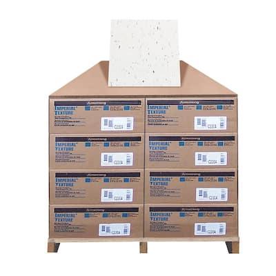 Standard Excelon Imperial Texture 12 in. x 12 in. Polar White Standard Vinyl Composition Tile (1080 sq. ft. / pallet)