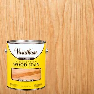1 gal. Golden Pecan 250 VOC Classic Wood Interior Stain (2-Pack)