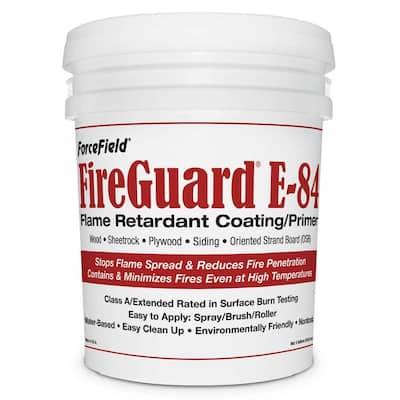 FireGuard E-84 5 gal. Intumescent Primer