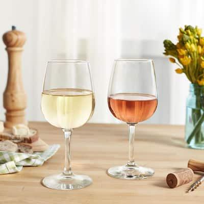 Wine Party 12.75 oz. Stemware Glass Set (12-Pack)