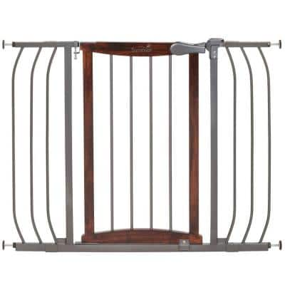 30 in. Anywhere Decorative Walk-Thru Gate