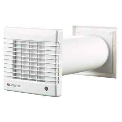 MA Series 6 in. Duct 158 CFM Wall-Through Garage Ventilation Kit