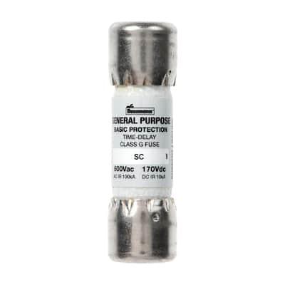 SC Series 15 Amp Midget Fuses (2-Pack)