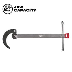 2.5 in. Basin Wrench