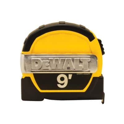 9 ft. x 1/2 in. Pocket Tape Measure with Magnetic Back