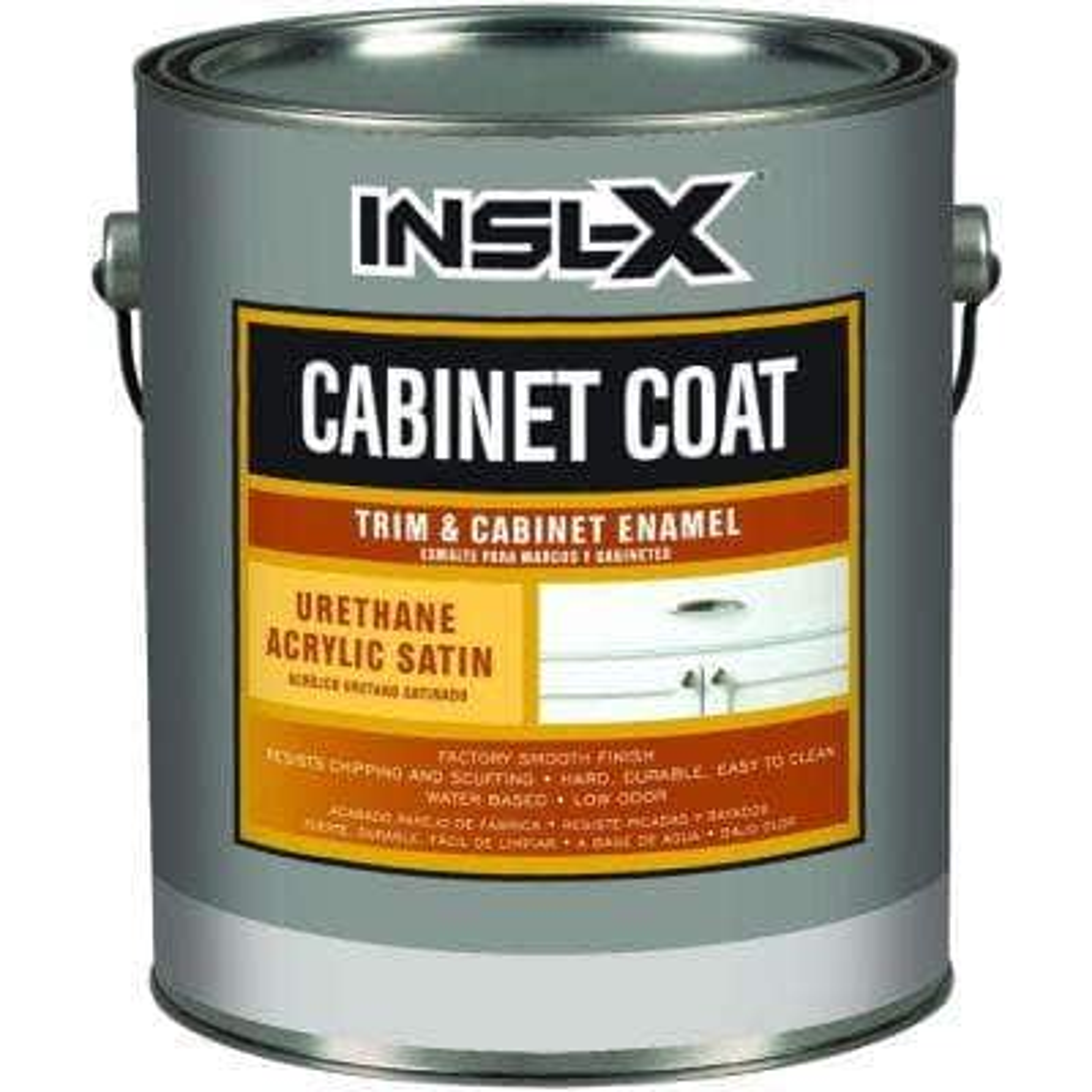 1 gal. White Trim and Cabinet Interior Enamel
