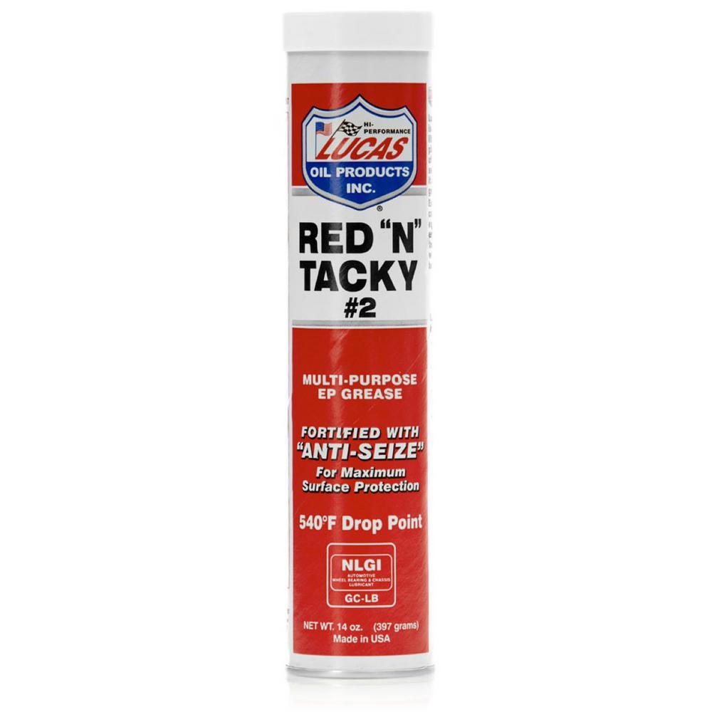 14 oz. Red 'N' Tacky Grease