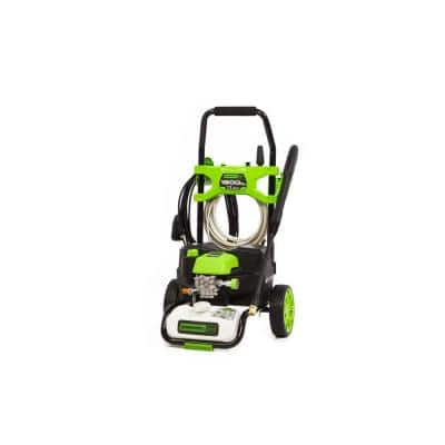 PRO 1800 PSI 1.2 GPM 60-Volt Cold Water Hybrid Electric Pressure Washer (Tool-Only)