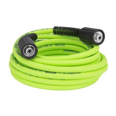 1/4 in. x 25 ft. 3600 PSI Pressure Washer Hose with M22 Fittings