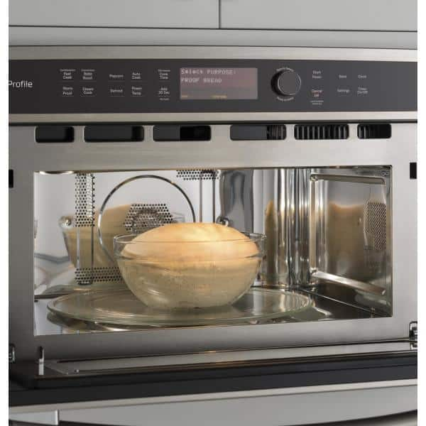 Electric Convection Wall Oven With