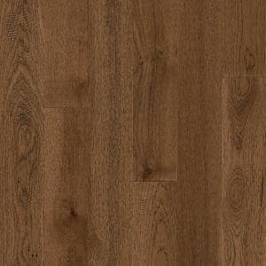 Hydropel Hickory Light Brown 7/16 in. T x 5 in. W x Varying Length Engineered Hardwood Flooring (22.6 sq. ft.)