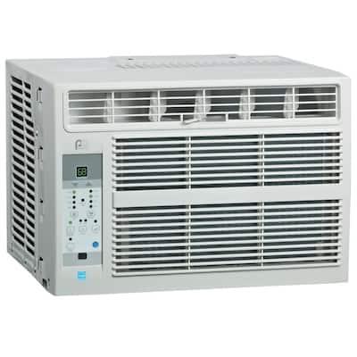 5,000 BTU ENERGY STAR Window Air Conditioner in White