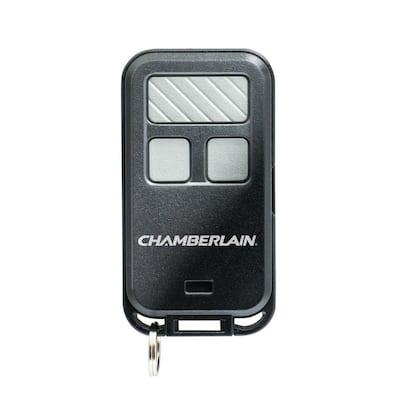 3-Button Keychain Garage Door Remote Control
