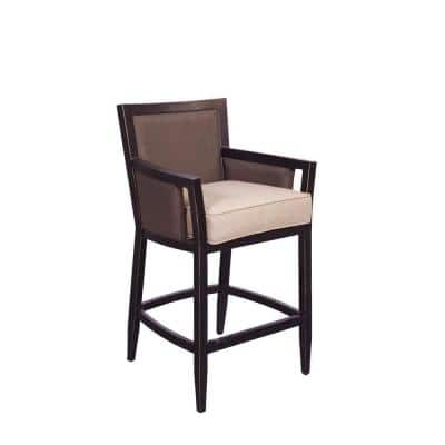 Greystone Patio High Dining Chair in Sparrow (2-Pack) -- STOCK