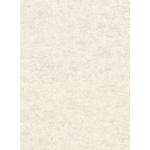 Pembroke Off-White Faux Plaster Vinyl Strippable Roll (Covers 60.8 sq. ft.)