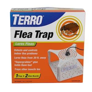 Refillable Flea Trap