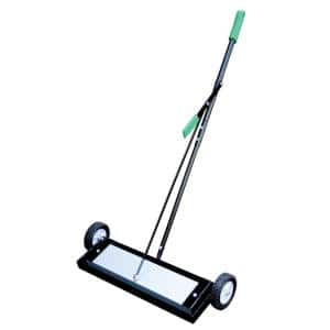 Magnetic Sweeper Handle Release Lever