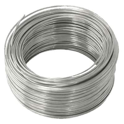 110 ft. 25 lb. Galvanized Steel Wire