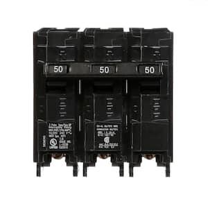 50 Amp 3-Pole Type QP Circuit Breaker