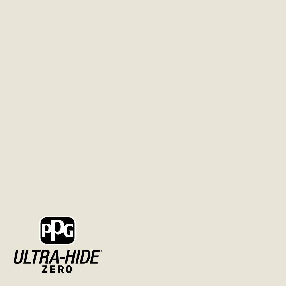 Ppg Ultra Hide Zero 1 Gal Ppg1024 1 Off White Eggshell Interior Paint Ppg1024 1z 01e The Home Depot
