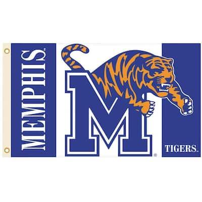 NCAA 3 ft. x 5 ft. Memphis Flag