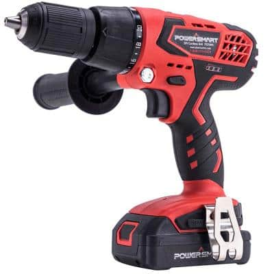 20-Volt Cordless 3/8 in. Power Drill