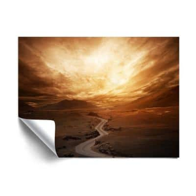 Sunset Landscapes Removable Wall Mural