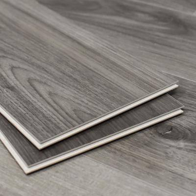 Victorum Idyllic Smoke 7 in. W x 60 in. L SPC Vinyl Plank Flooring (24.08 sq. ft.)