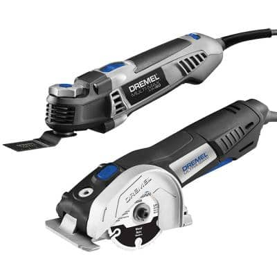 Multi-Max 5 Amp Variable Speed Corded Oscillating Multi-Tool Kit Plus Ultra-Saw 7.5 Amp Variable Speed Corded Tool Kit