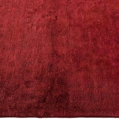 4 X 6 Burgundy Area Rugs Rugs The Home Depot