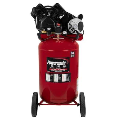 30 Gal. Portable Electric Air Compressor