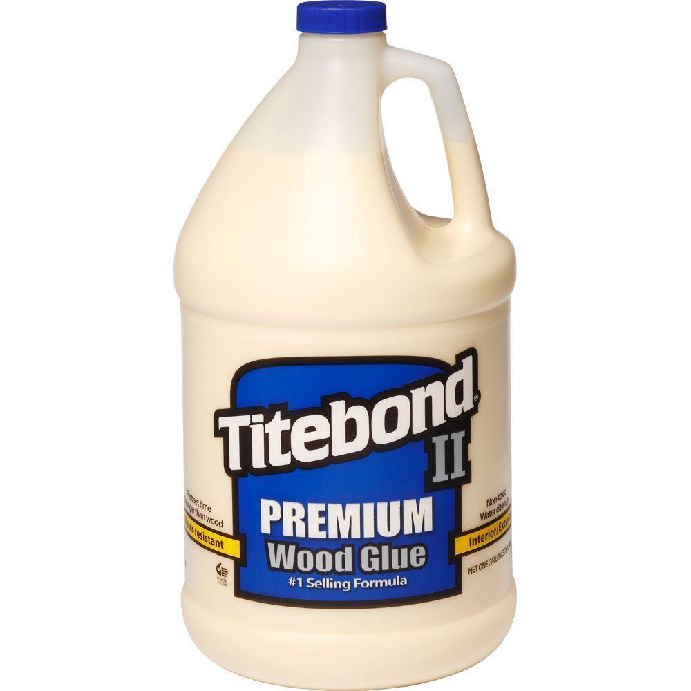 Titebond II Premium Wood Glue Gal (2-Pack)
