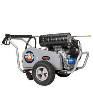 Water Shotgun WS5050H 5000 PSI at 5.0 GPM HONDA GX630 Cold Water Gas Pressure Washer