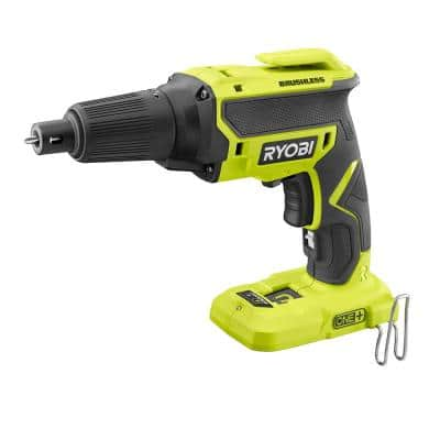 18-Volt ONE+ Cordless Brushless Drywall Screw Gun (Tool Only)